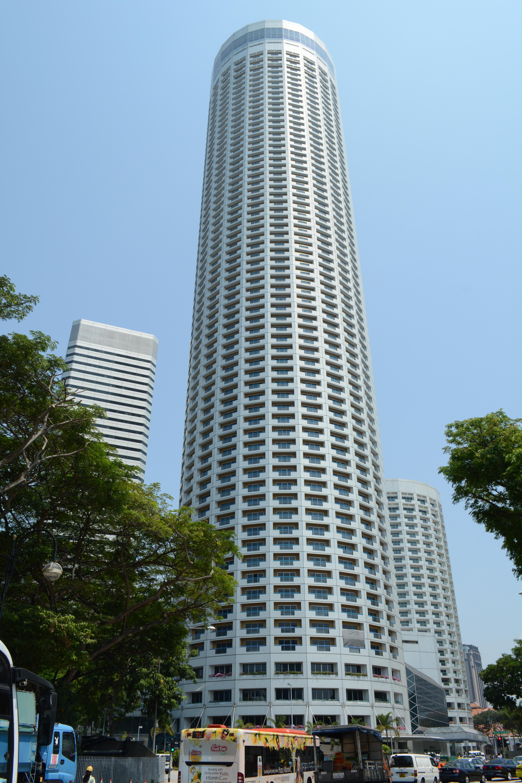 Singapore heidi 39 s adventures for Tallest hotel in singapore